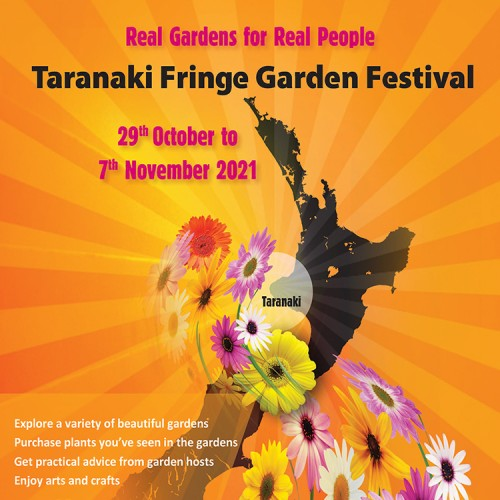 Taranaki Fringe Garden Festival photo