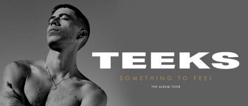 TEEKS - Something To Feel - Album Tour photo