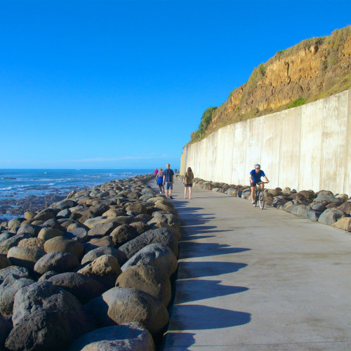 New Plymouth Coastal Walkway photo
